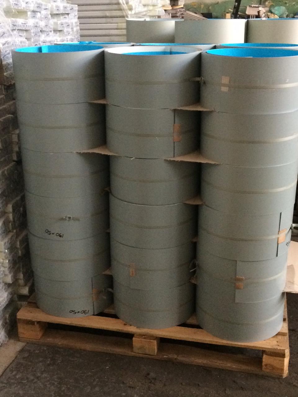 Штрипс из рулонной стали Premium RAL 9003, 8017 (ПРОИЗВОДИТЕЛЬ)