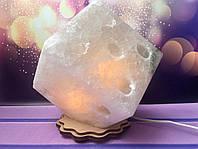 Соляной светильник Куб большой 18*18 см, фото 1
