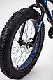 """Fat Bike Горный Велосипеды  S800 HAMMER EXTRIME"""" Колёса 24''х4,0. Алюминиевая рама 14'' Япония Shimano., фото 3"""