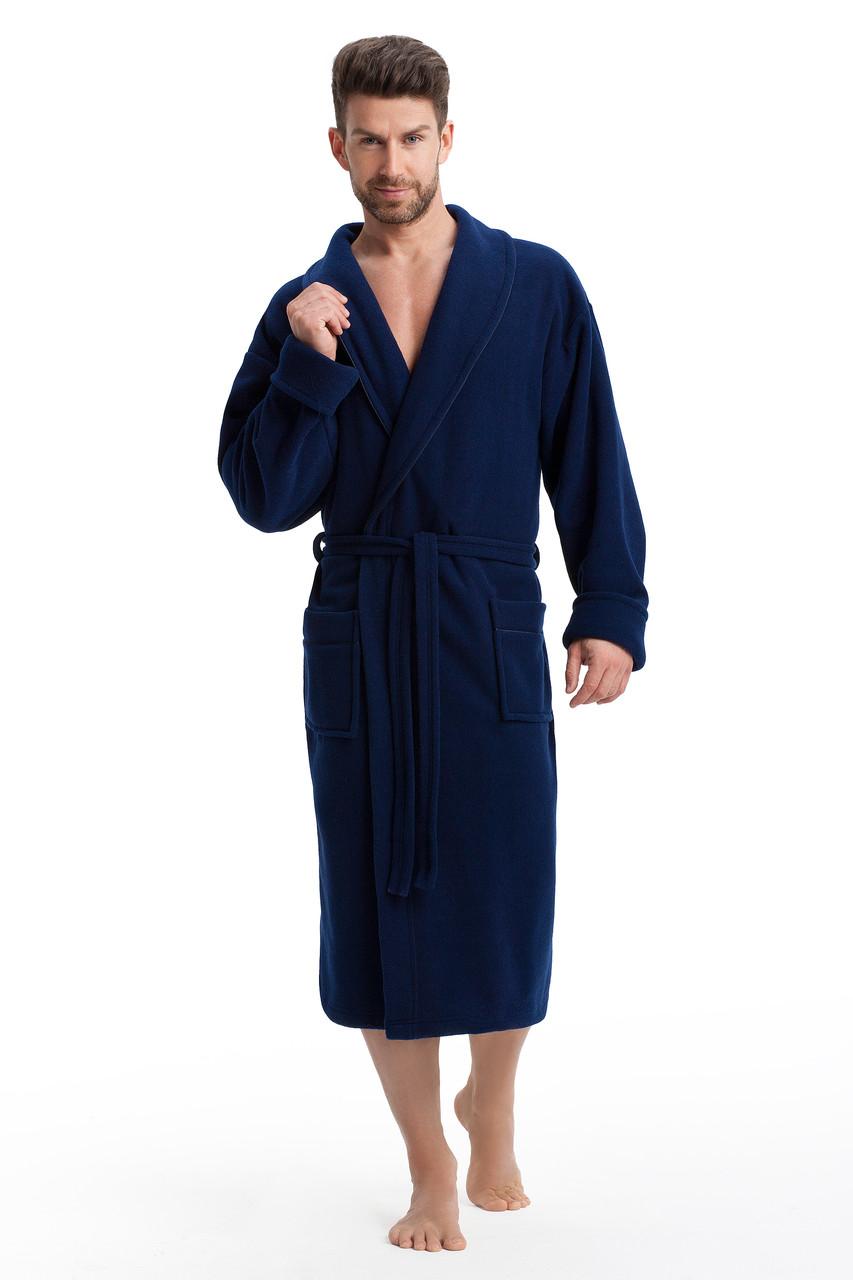 Теплый халат мужской. Польша Dorota FR-020