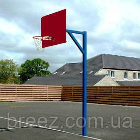 Стойка баскетбольная с щитом