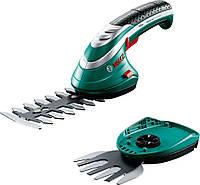 Аккумуляторные ножницы для травы и кустов, комплект Isio BOSCH 0600833102