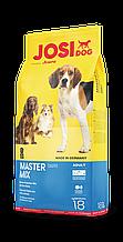 Сухой корм для взрослых собак JosiDog Master Mix 18 кг