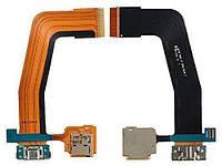 Шлейф для Samsung T800 Galaxy Tab S 10.5 / T805 Galaxy Tab S 10.5 с разъемом зарядки и карты памяти Original