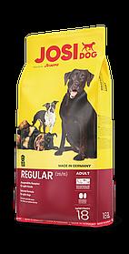 Сухой корм для взрослых собак JosiDog Regular 18 кг