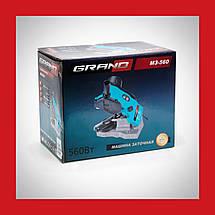 Станок для заточки цепей Grand - МЗ-560, фото 3