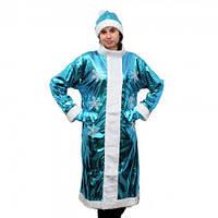 Карнавальный костюм Снегурочка р-р 40-48 (средний)