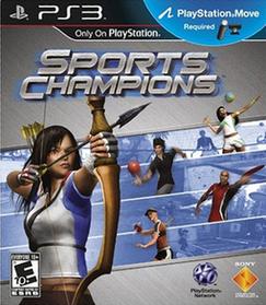 Игра для игровой консоли PlayStation 3, Праздник Спорта (Sport Champions) (RUS,БУ, PS MOVE)