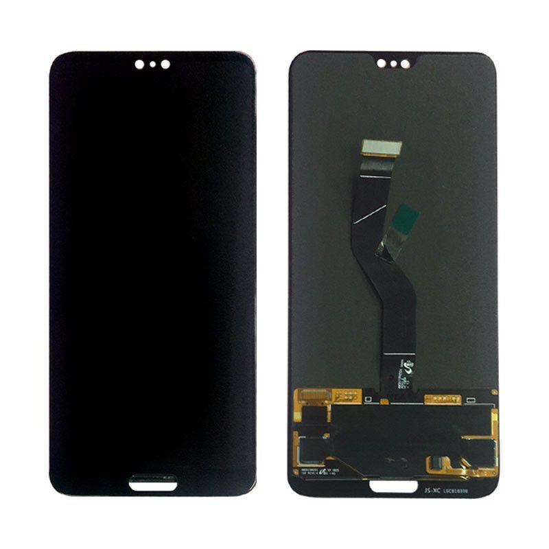 Дисплей (экран) для телефона Huawei P20 Pro (CLT-L29, CLT-L09) + Touchscreen Original Black