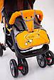 Детская прогулочная коляска-книжка  Sigma K-038F, фото 5