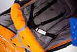 Детская прогулочная коляска книжка  Sigma K-038F, фото 6