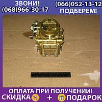 Карбюратор К-126ГУ двигатель УМЗ 4178 - УАЗ (пр-во ПЕКАР) (арт. К126ГУ-1107010)
