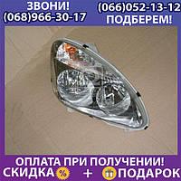 Фара правая капля ГАЗЕЛЬ (покупной ГАЗ) (арт. АLRU.676512.112)