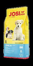 Сухой корм JosiDog Junior для щенков и юниоров 18 кг