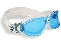 Очки для плавания ребенку Aqua Sphere Seal Kid, blue lens/transparent