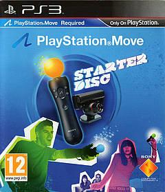 Игра для игровой консоли PlayStation 3, Starter Disc PlayStation Move (БУ)
