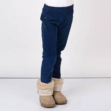 Детские брюки для девочки BRUMS Италия 133BGBH001 Синий