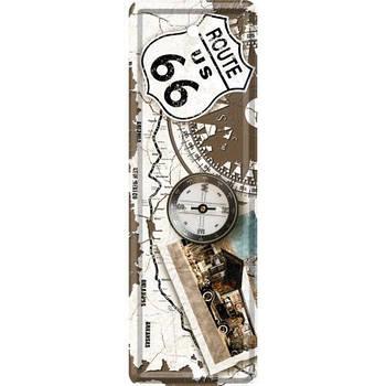Закладка Nostalgic-Art Route 66 Compass (45001)