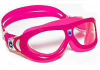 Очки для бассейна детские Aqua Sphere Seal Kid, clear lens/pink