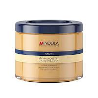 Маска для гладкости и блеска Indola Innova Glamorous Oil Shimmer Treatment 200 мл