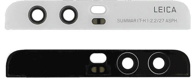 Стекло камеры Huawei P10 (VTR-L09 / VTR-L29) White