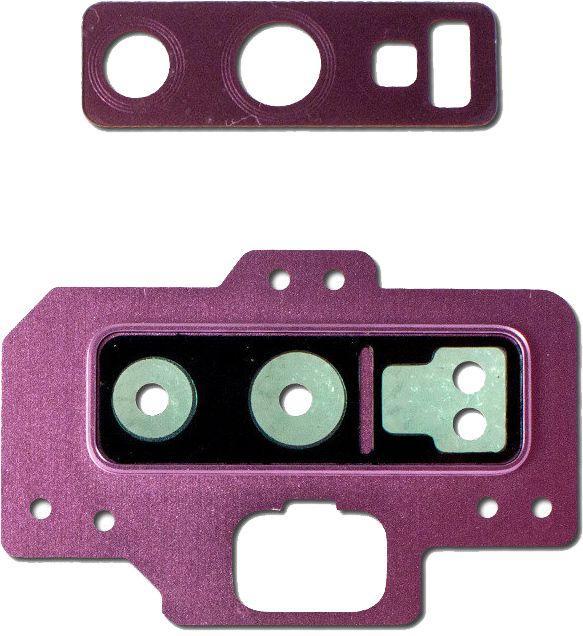 Стекло камеры Samsung N960 Galaxy Note 9 Lavendar Purple
