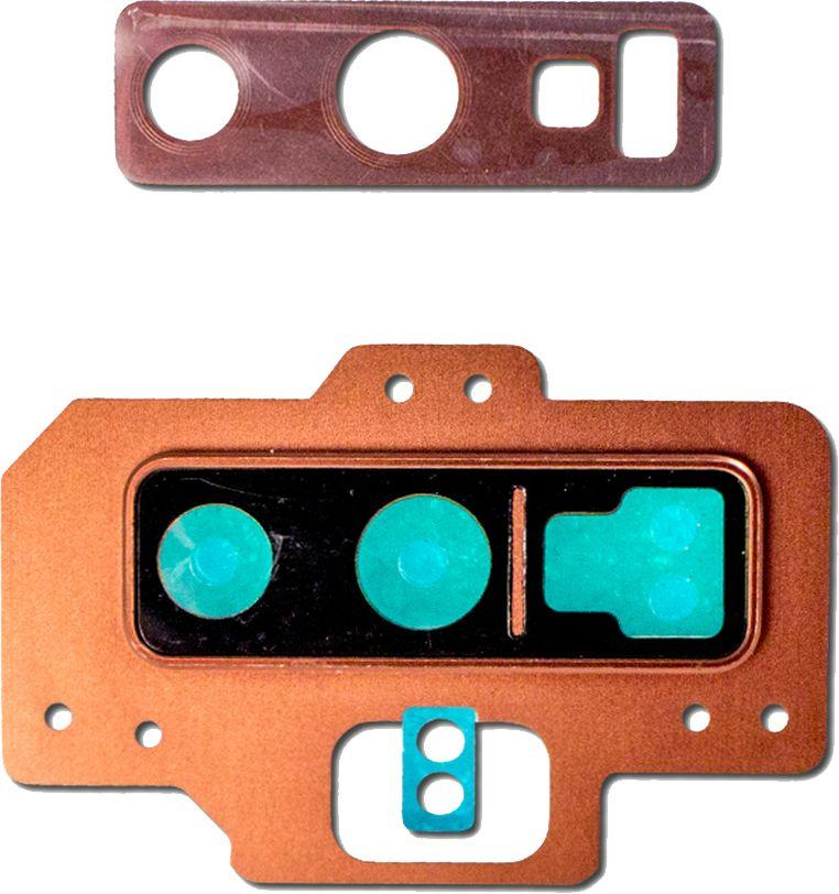 Стекло камеры Samsung N960 Galaxy Note 9 Metallic Copper