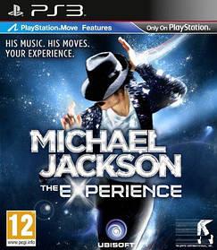 Игра для игровой консоли PlayStation 3, Michael Jackson: The Experience (БУ, PS Move)