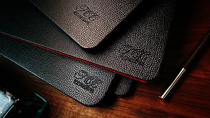 Реквизит для фокусов | Suede Leather Small Pad (Red) by TCC, фото 2