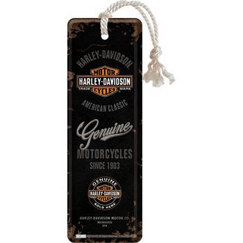 Закладка Nostalgic-Art Harley-Davidson (45040)