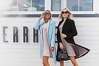 Классическое женское кашемировое пальто