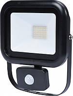 Светодиодный прожектор LED 30 Ватт с датчиком движения Vorel 82847