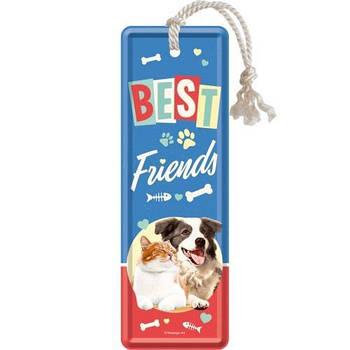 Закладка Nostalgic-Art Best Friends (45048)