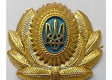 Офіцерська Кокарда аеромобільних військ і ВПС (золотиста)