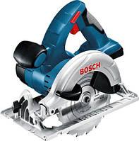 Аккумуляторная циркулярная пила 3,900 об/мин,165 мм Professional BOSCH 060166H006