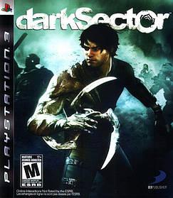 Игра для игровой консоли PlayStation 3, Dark Sector (БУ)