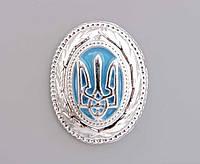 Кокарда генеральская( серебро)