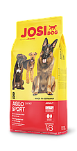 Сухой корм для спортивных собак JosiDog Agilo Sport 18 кг