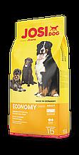 Сухой корм JosiDog Economy для взрослых собак 15 кг