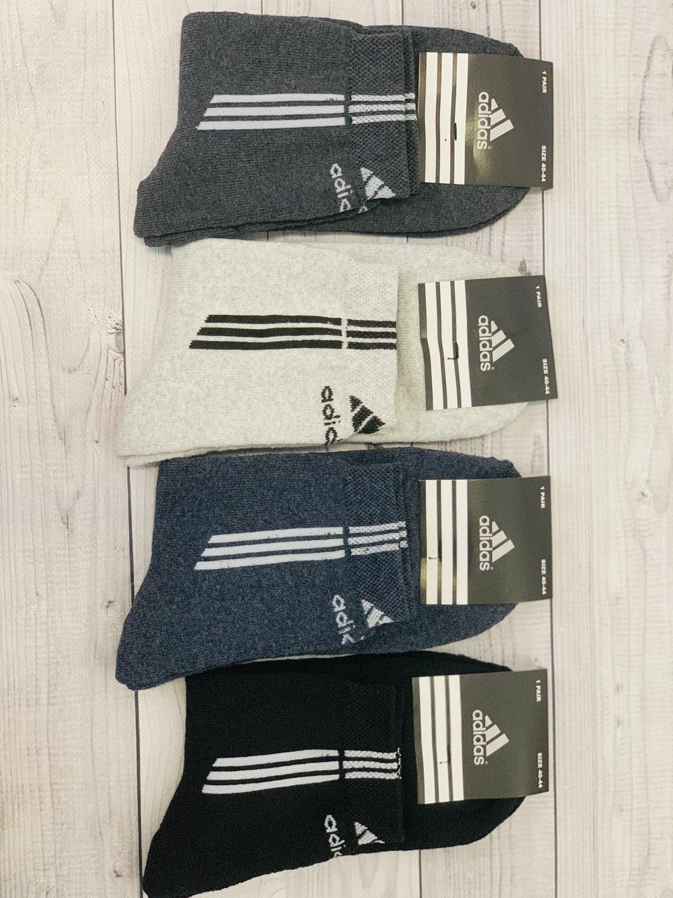 Носки мужские махра Adidas sport