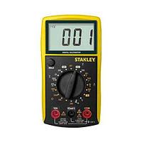 Мультиметр цифровой AC / DC 0-300V STANLEY STHT0-77364