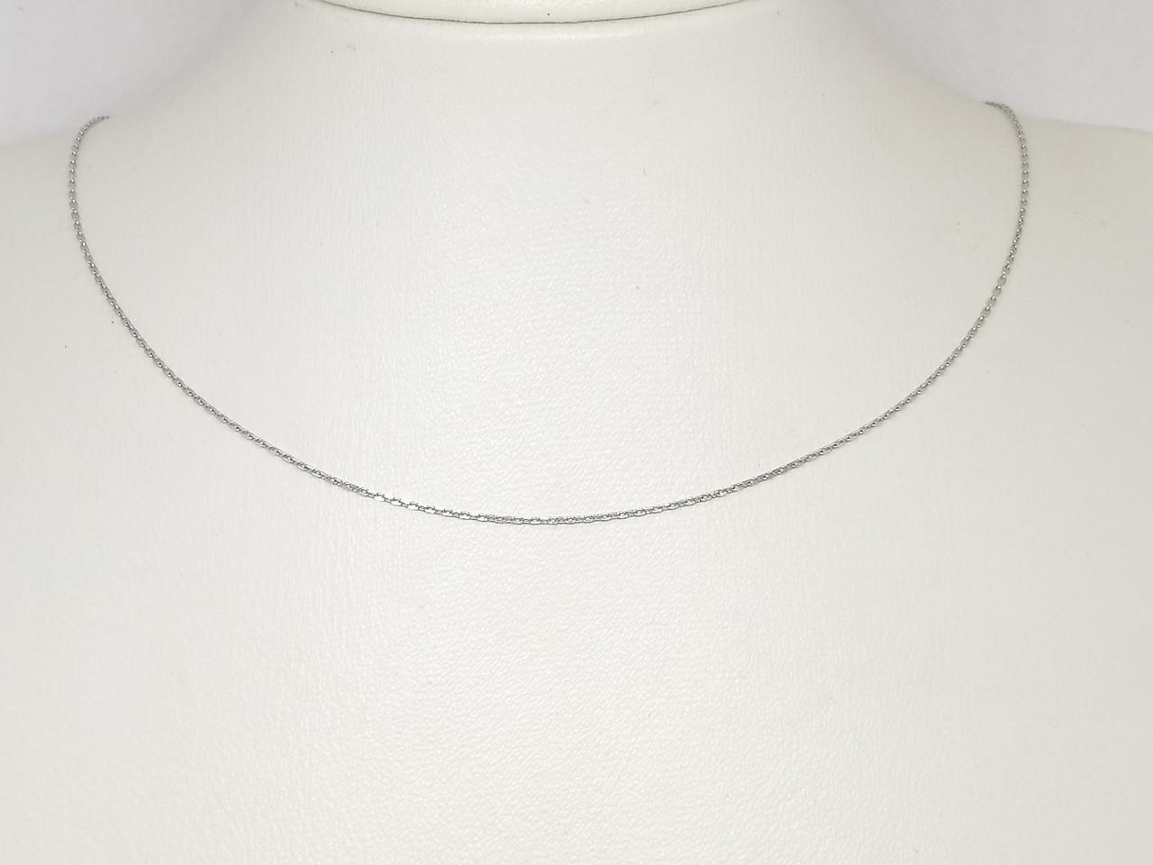 Срібний ланцюжок (Якірне). Артикул 90102103044Р 40
