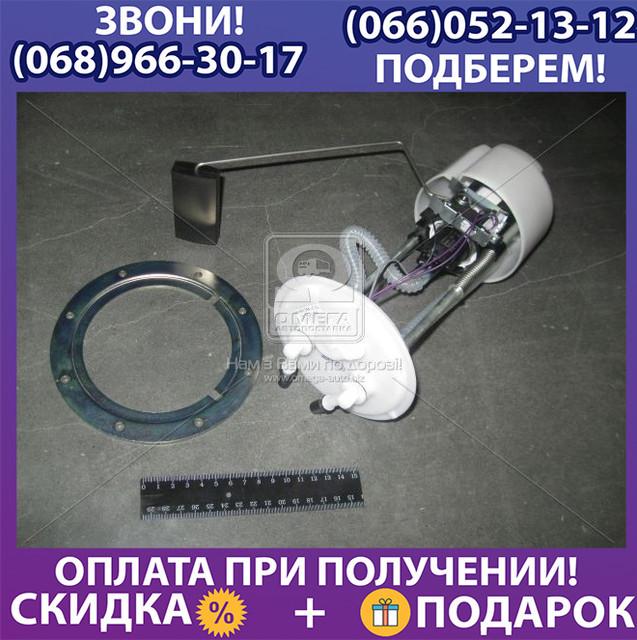 Модуль электробензонасоса ГАЗЕЛЬ крепления защелка (пр-во СОАТЭ) (арт. 505.1139-10)