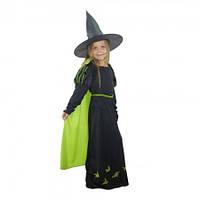 Маскарадный костюм Злая Ведьма (размер L) черный