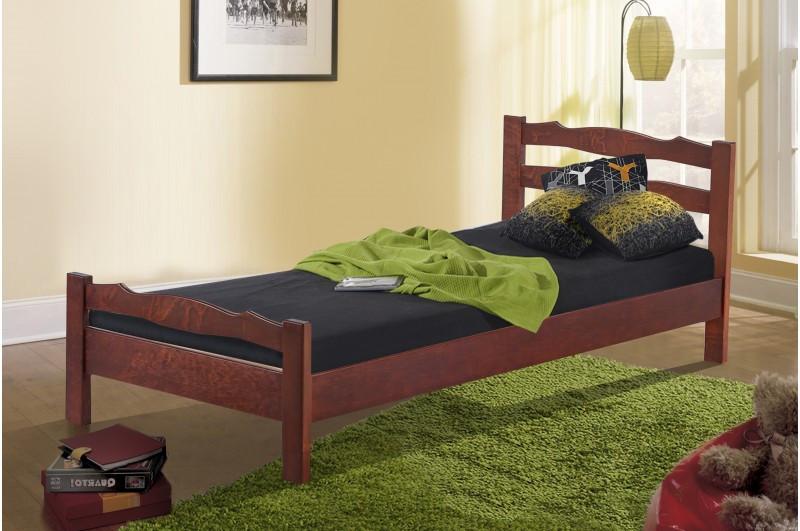 Кровать Венера 0,90 м.(Бук)