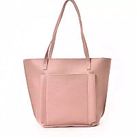 Сумки жіночі набір колір рожевий 620