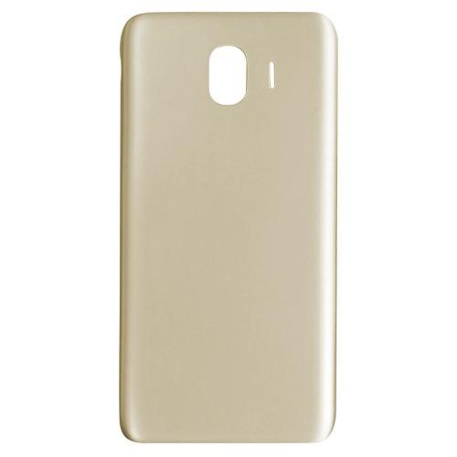 Задняя крышка Samsung J400F Galaxy J4 (2018), золотистая, Оригинал