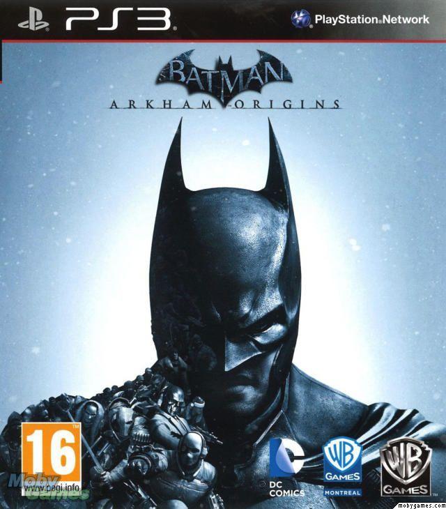Игра для игровой консоли PlayStation 3, Batman: Arkham Origins (БУ)