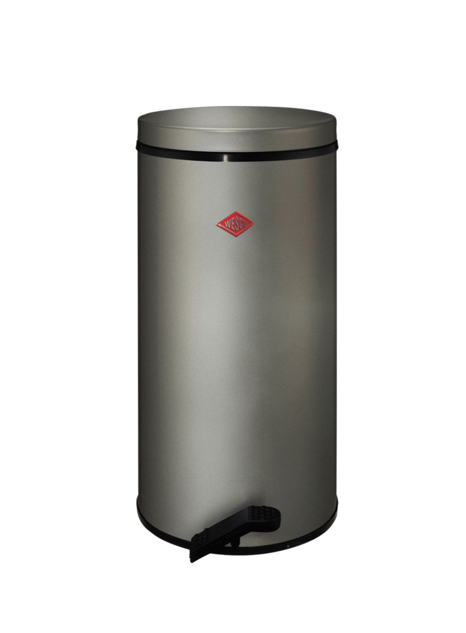 Бак для мусора Wesco 22 л серебро 127531-03