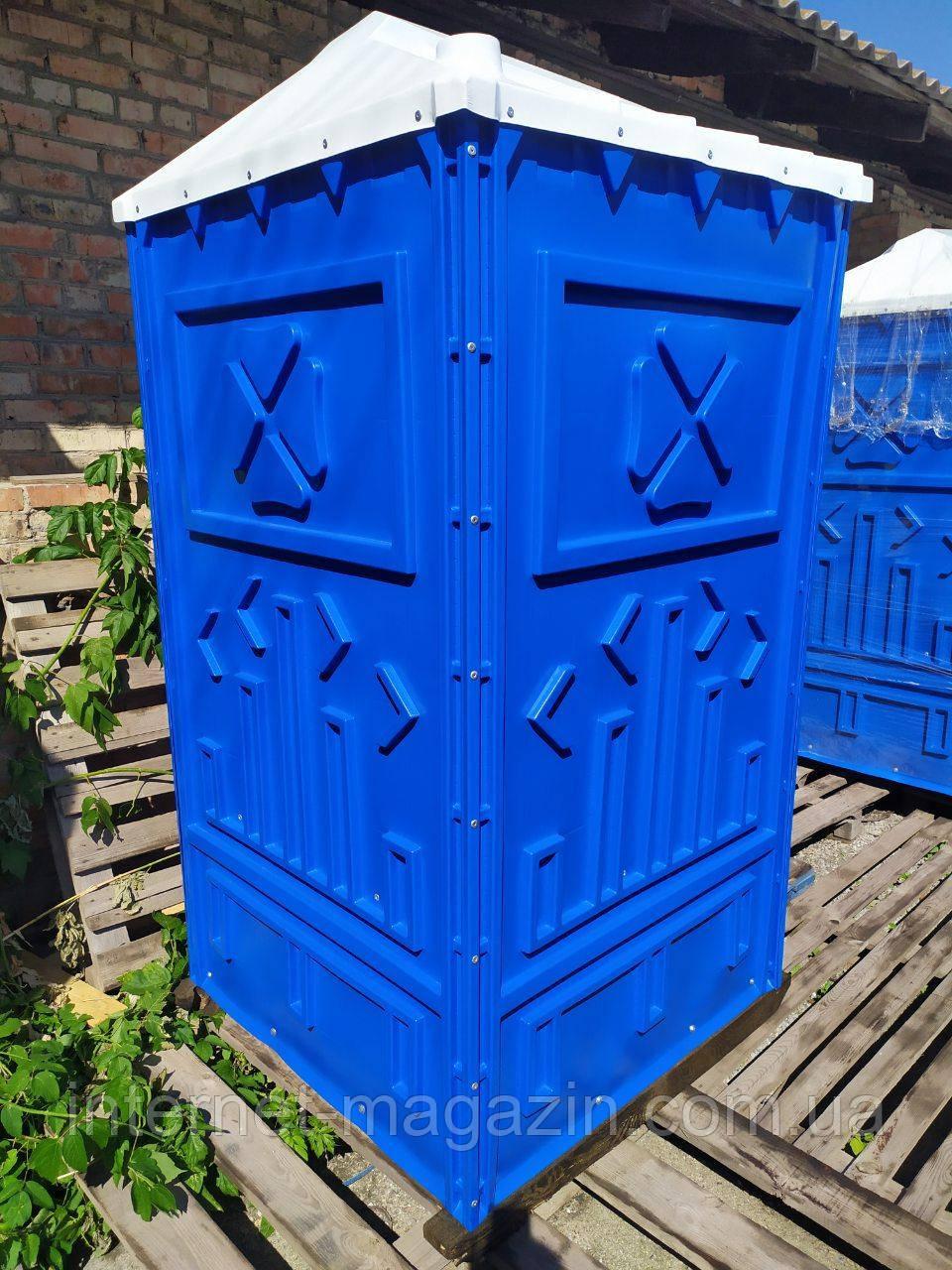 Дачная туалетная кабина, биотуалет